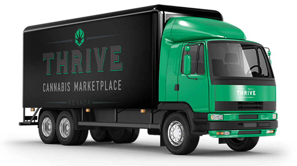 THRIVE Cannabis Distribution Nevada