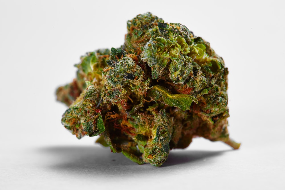 Strain Spotlight: Green Crack