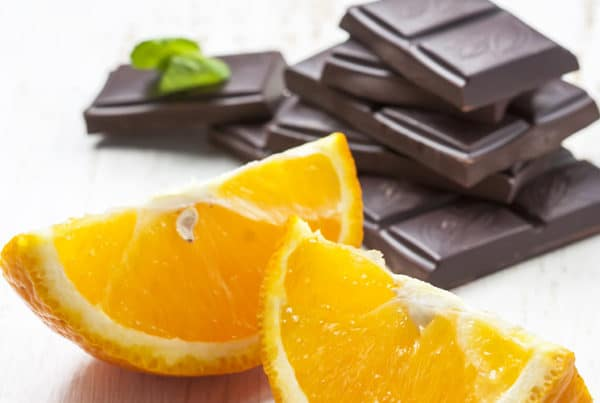 Incredibles Orange Chocolate Bar Image