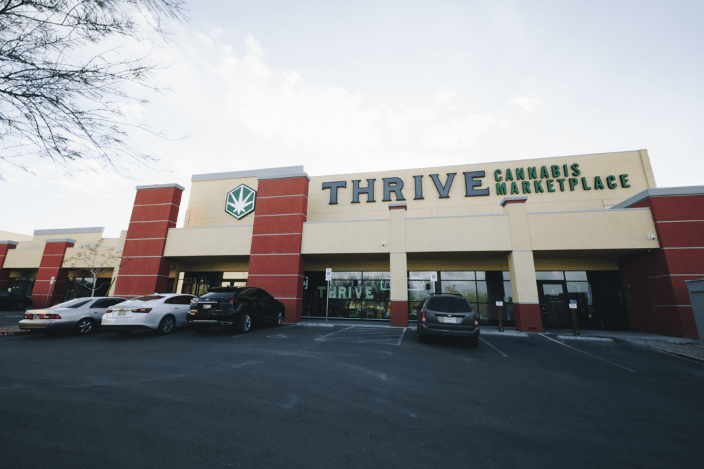 Best Cannabis-Infused Drinks at Thrive Cannabis Marketplace Dispensaries